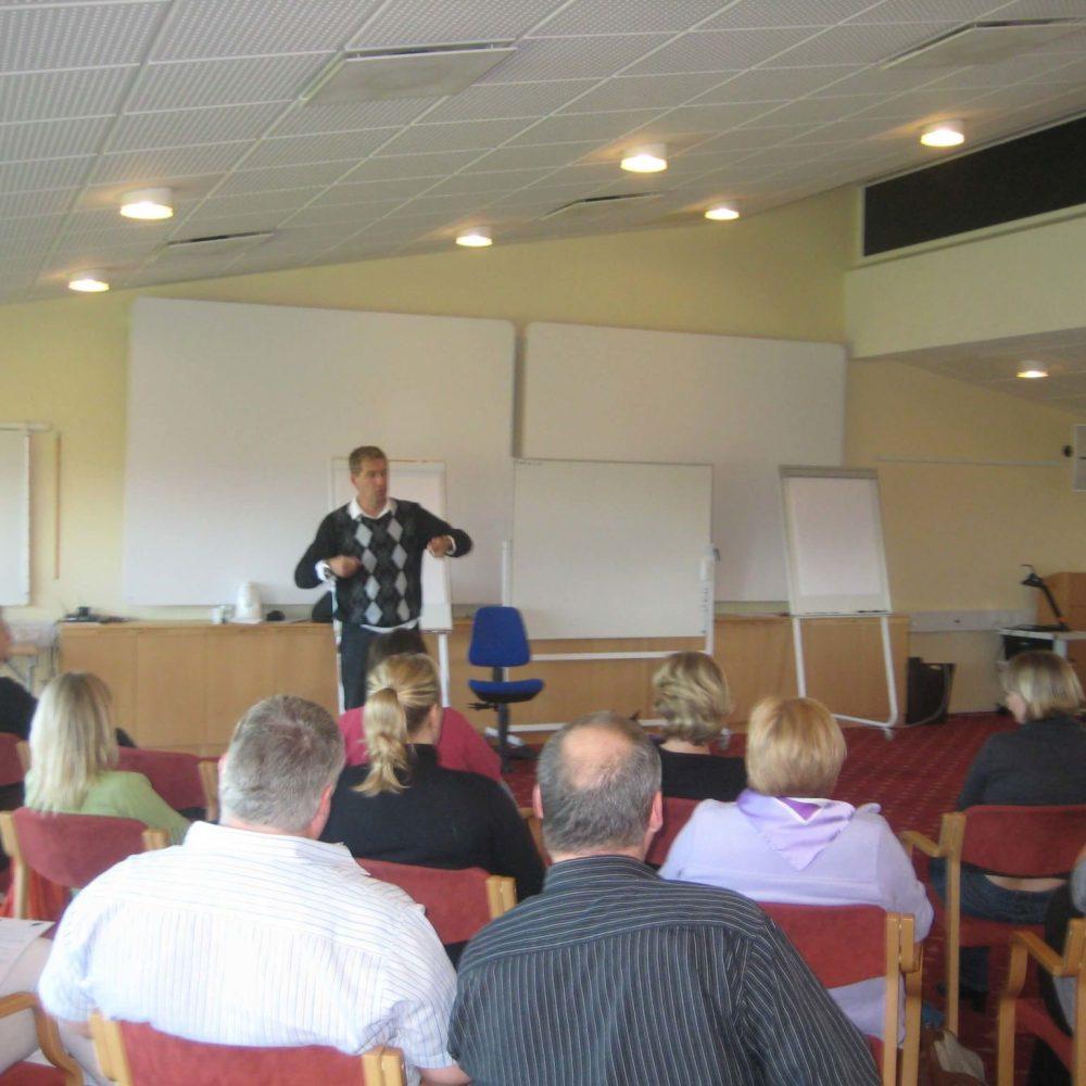 Simon Steenholm - Foredrag 021